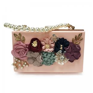 Bolsa flores de outono_Rosa