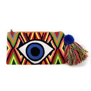 Bolsa olho grego cores